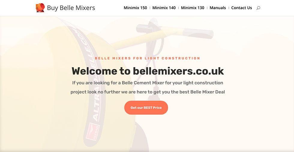 Bellemixers 980
