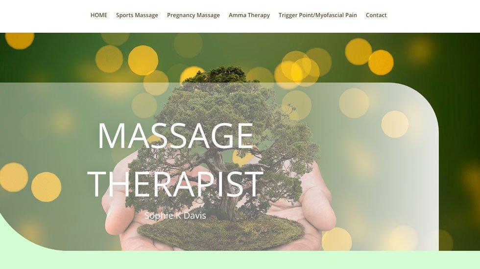 Sophie Davies Massage 980