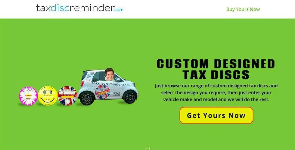 Tax Disc 980