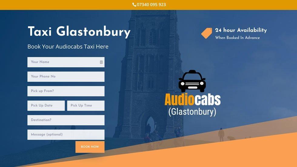 Taxi Glastonbury 980