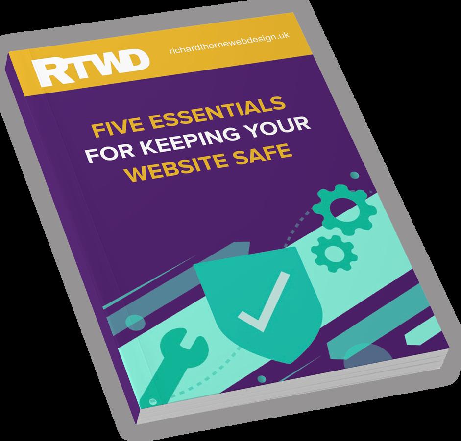 Five Essentials For Keeping Your WordPress Website Safe